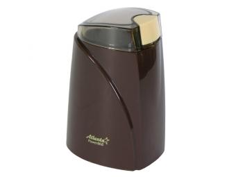 Кофемолка электрическая коричневая