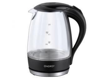 Чайник электрический 1,7л стеклянный ENERGY E-262