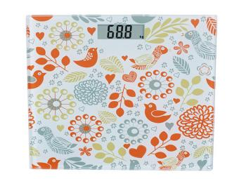 Весы напольные электронные 150кг Оранж