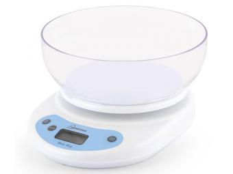 Весы кухонные электронные с чашей до 5 кг Homestar HS-3001