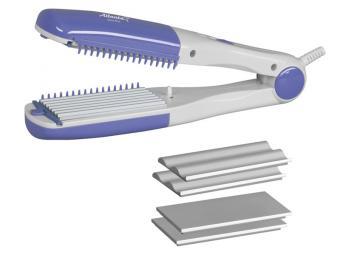 Щипцы электрические для укладки волос ATH-937 blue