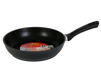 Сковорода литая с утолщенным дном 26см Кукмор