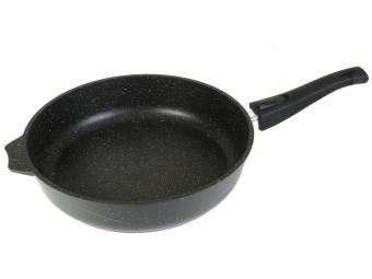 Сковорода 30см Гранит black со съемной ручкой