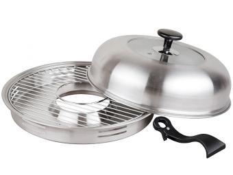 Сковорода гриль-газ D-519 коррозионностойкая сталь