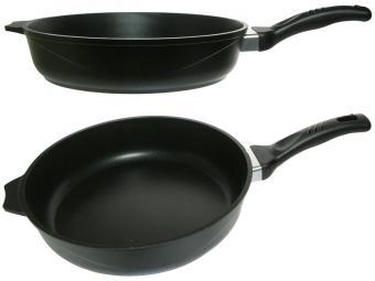 Сковорода 30см с покрытием Престиж