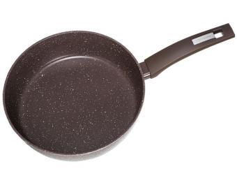 Сковорода 24см мраморное покрытие, индукционное дно НМ 645