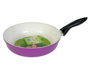 Сковорода 22см с керамическим покрытием сирень