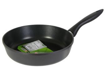 Сковорода 26см литая с антипригарным покрытием