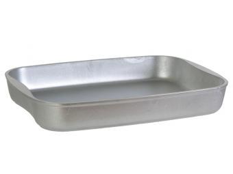 Противень литой без покрытия 26*36,5см Кукмор