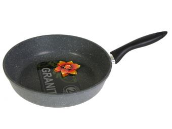 Сковорода Гранит Лайт 22 см антипригарная