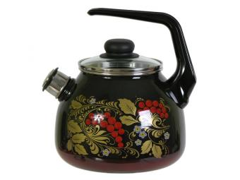 Чайник 3л со свистком Рябина