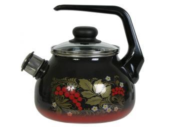 Чайник 2л со свистком Рябина