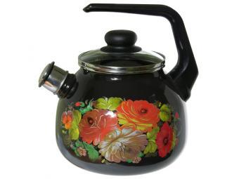 Чайник 3л со свистком Жостово