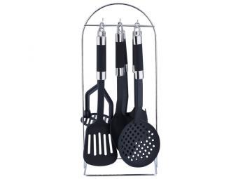Кухонный набор для посуды с антипригарным покрытием