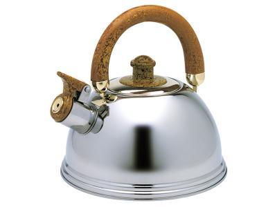 Чайник 2, 25 нерж. Wellberg