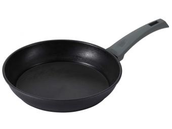 Сковорода 24см стальная с антипригарным покрытием