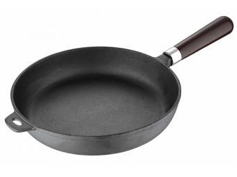 Сковорода чугунная 27см