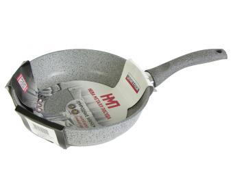 Сковорода 24см Литая линия Минералы Нева металл посуда 2324