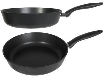 Сковорода 24см литая противопригарная «Neva Black»