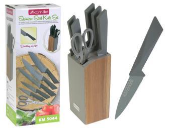 Набор ножей 7пр 5044