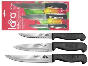 Набор ножей 3пр LR05-46