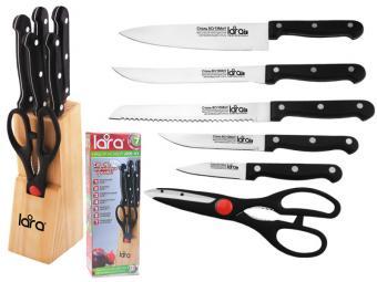 Набор ножей 7пр LR05-53