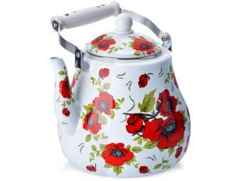 Чайник 5л эмалированный Розы Mayer&Boch