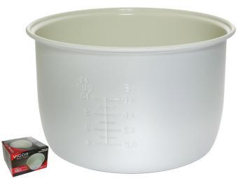 Чаша для мультиварки 5л керамическое покрытие