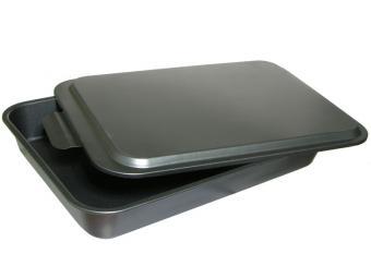 Форма для выпечки с покрытием с крышкой тм Appetite 280887