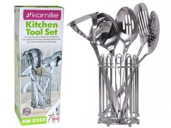 Набор кухонных принадлежностей 7пр нерж 280900
