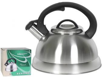 Чайник 3л со свистком индукция