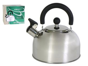 Чайник 2,5л нерж полированный Катунь