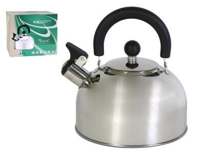Чайник 2, 5л нерж полированный Катунь Катунь КТ-105