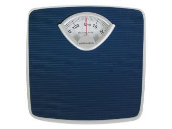 Весы напольные механические 130кг