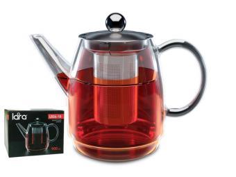 Чайник заварочный 900мл LARA