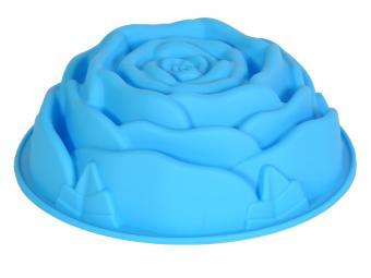 Форма д/выпечки силикон Цветок №3 16*5,3см