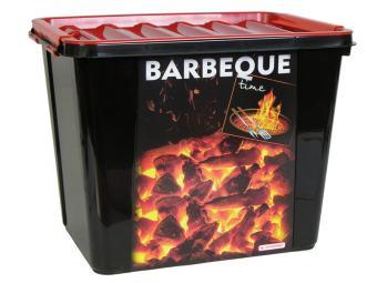 Ящик для угля Barbeque 25л пластиковый