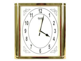 Часы настенные Под золото 283*266мм Ajanta 811