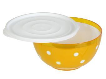 Салатник Marusya 2л с мягкой крышкой Berossi