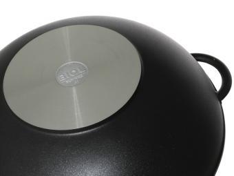 Сковорода 32 см ВОК без крышки Wok с покрытием БИОЛ