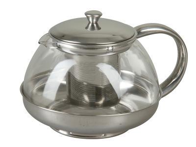 Чайник заварочный 800мл нерж