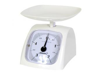 Весы кухонные механические до 5кг с чашей