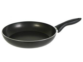 Сковорода Кумир 24см рифленое дно