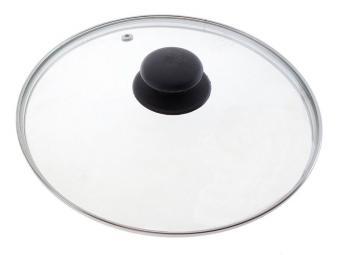 Крышка 32см стеклянная