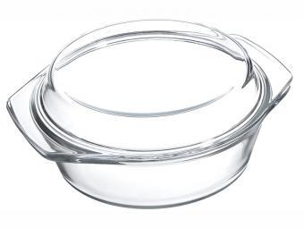 Кастрюля стеклянная 2,5л тм Appetite