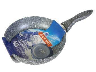 Сковорода 28см Stone Pan