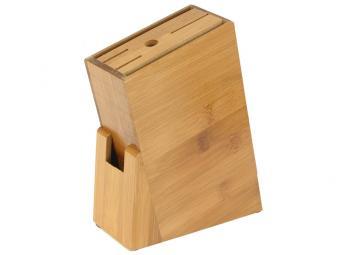 Подставка для ножей бамбук Р-269