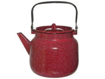 Чайник 3,5л Вишневый гранит