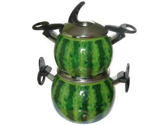 Набор кастрюль ''Water-melon Арбуз'' №177