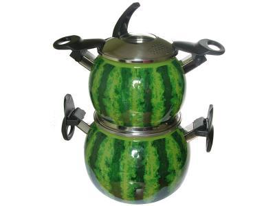 Набор кастрюль ''Water-melon Арбуз'' №177 Стэма, Лысьва